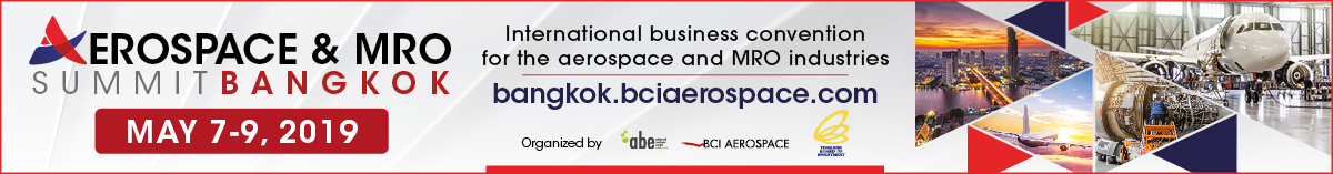 Download the Aerospace & MRO Summit Bangkok banner