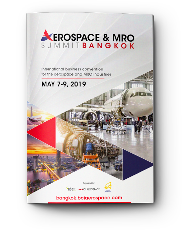Download the Aerospace & MRO Summit Bangkok leaflet